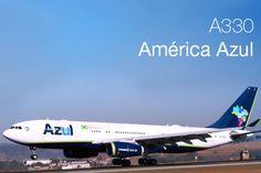 Azul estréia rota Campinas-Recife com Airbus A330-200 | #Aeronave, #AirbusA330200, #Avião, #AzulLinhasAéreas, #Campinas, #Carroavião, #Turismo, #VitorVieira