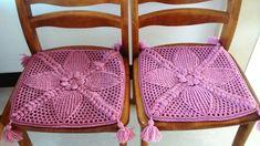 Sitzkissen Häkeln - crochet