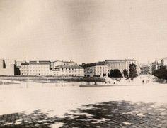 Plaza de Neptuno 1870 por TATANICO - Submundo Historia - Fotos del Atlético de Madrid, La galeria de fotos más extensa de los aficionados al Atlético de Madrid. Comparte tus fotos del Atleti