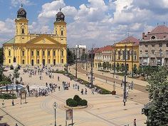 Debrecen To Go, Journey, Europe, Mansions, Country, House Styles, Building, Travel, Retro