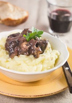 Sous Vide Bouef Bourguignon - I want to learn to sous vide super badly #foodporn