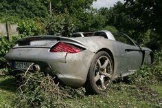 Carrera GT feeling down in the dumps.