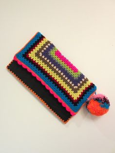 Katie Jones #Crochet #Fashion and Accessories
