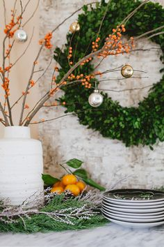 5 tips to styling the perfect holiday buffet | pier1 and coco+kelley