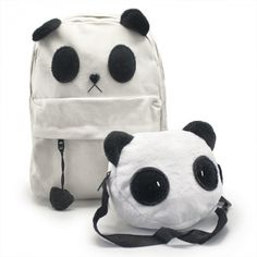 Little panda backpack 1300 rub