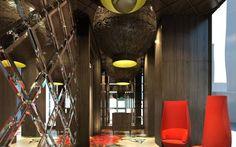 Mira Moon Hotel, Hong Kong - Marcel Wanders & yoo - yoo.com » Yoo