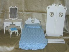 Sindy Doll Furniture.