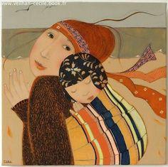 Bonne Annee, French Artist