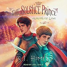 The Solstice Prince (Realms of Love #1)