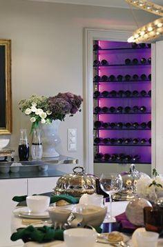 Love The Color! Garrafeira. Wine Cellars