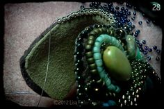 Lisa Fuller Designs: Bead Embroidery - From Concept to Adornment