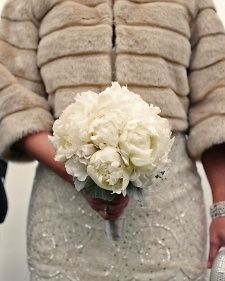 Martha Stewart Weddings best Winter Bouquets