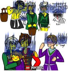 Lego ninjago #1057 by MaylovesAkidah.deviantart.com on @DeviantArt