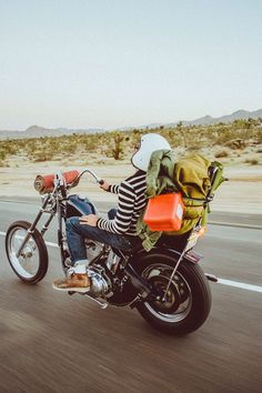 #ride #free #motorbike #outoftown Motorcycle Camping, Chopper Motorcycle, Bobber Chopper, Motorcycle Style, Camping Gear, Motorcycle Adventure, Old School Motorcycles, Cool Motorcycles, Vintage Motorcycles