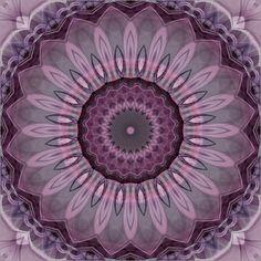 Poster Mandala Sensibilität