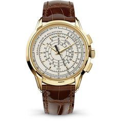 Patek Philippe Multi-Scale Chronogaph Ref 5975 Yellow Gold 5975J-001
