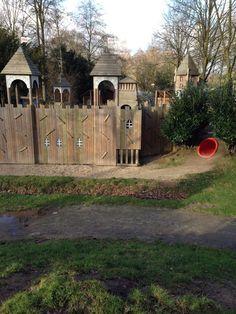 Speelpark de Splinter in Eindhoven, Noord-Brabant