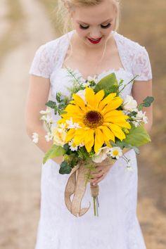 Beautiful country, bride portraits, sunflower boutique by Fresno Wedding Photographer TréCreative trecreative.com/