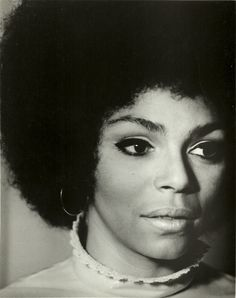 From The Douglas Turner Ward Quarterly: Actress and singer, Rosalind Cash
