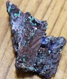 Gold Nugget, Malachite Crystals, Azurite, Turquoise, Copper & Silver in Ore Mineral Specimen - Gemstones,  Chakras, Meditation,  Display by EarthlyCrystals33 on Etsy Minerals For Sale, Metal Detector, Rare Gems, Malachite, Mother Earth, Chakras, Meditation, Copper, Turquoise