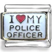 I love my Police Officer...