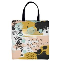 My design inspiration: Ames Tote Bag on Fab.