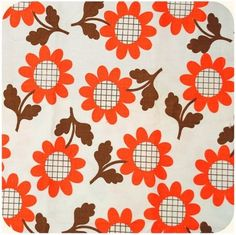 Vintage Stash_ 60s Daisies Canvas on Flickr - Photo Sharing!