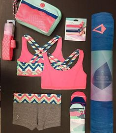 Flip your Vitality Sports Bra to fit your practice.   ivivva marketmall