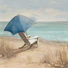 Summer Vacation I Fine-Art Print by Carol Robinson at FulcrumGallery.com