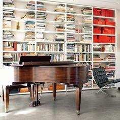 Doprodej skladových zásob podlahy Expona Domestic 5931 Light Grey Travertin Bookcase, Shelves, Lighting, Grey, Home Decor, Travertine, Gray, Shelving, Decoration Home