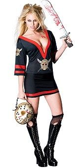 Here are all of the best Jason Voorhees Friday the Halloween Costumes. Kits are available in child and adult sizes. Costume kits designed for women too. Girl Costumes, Costumes For Women, Costume Ideas, Funny Costumes, Halloween Kostüm, Halloween Costumes, Belle Halloween, Jason Voorhees Costume, Horror Movie Costumes