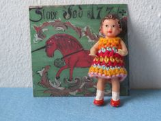 Vintage Doll House ARI Doll 5060s German by Nordcraft on Etsy, $12.00