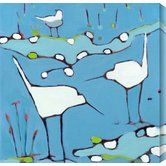 Found it at Joss & Main - The Waders Canvas Art