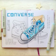 Finally I've got my #Converses!