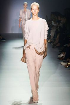 Haider Ackermann Spring 2015. See all the best #PFW runway looks here.