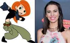 See the Voices Behind Your Favorite 'Kim Possible' Characters