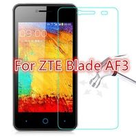 Tempered Glass Film for ZTE Blade A5 Pro ,0.26mm Explosion-proof Front LCD Screen Protector pelicula de vidro over+clean kits <>