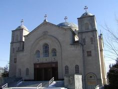 Washington DC | St. Sophia Greek Orthodox Cathedral in Wash., DC - From your Trinity Stores crew.