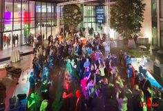Messeparty im #Artemide #Showroom Frankfurt am 1.4.14, Fotografin: Anja Jahn