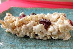 A Healthy Twist On An Old Favorite: The Rice Krispie Treat - 3 points+