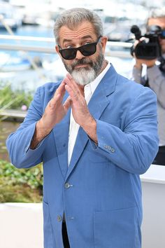 Mel Gibson (Blood Father) |.| Cannes 2016