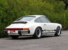 1975 Porsche 911 Carrera 2.7 MFI Coupe