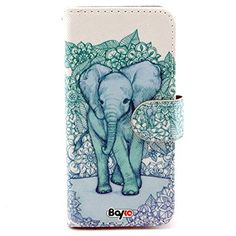 Bayke Brand / iPhone 5 5S Case Elegant Fashion Print Style PU Leather Wallet Type Flip Folio Design Protective Skin Cover with Credit Card Holder Slots for Apple iPhone 5 & iPhone 5S (Ethnic Elephant Seamless Pattern) bayke http://www.amazon.com/dp/B00NPWJH2M/ref=cm_sw_r_pi_dp_cHbWub1GPY38N