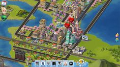 Playing the City - SimCity Social™ Mercedes-Benz is coming to town! Join SimCity Social™ to build the city of your dreams and spice it up with the new A-Class! © SimCity is a trademark of Electronic Arts Inc.