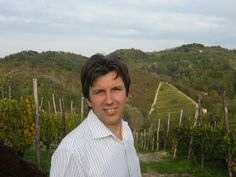 Riccardo Tacchino of Tacchino Raffaele s.s. winery in Piedmont,  Italy