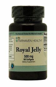 http://www.fairhavenhealth.com/royaljelly-fertility.html Royal Jelly for Fertility - $14.95