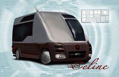 Shadowrun Luxurious Van by *raben-aas on deviantART