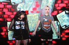 Hello Kitty wants to rock and roll all night – and party every day!
