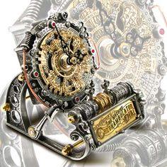 Joyería ~ Alchemy Empire: Steampunk