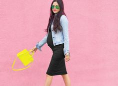 Dress Your Baby Bump With Inspiration From Style Bloggers